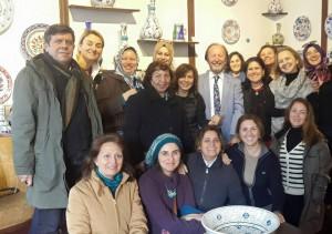 Mehmet Gürsoy Hoca'yı Kütahya'da ziyaret ettik